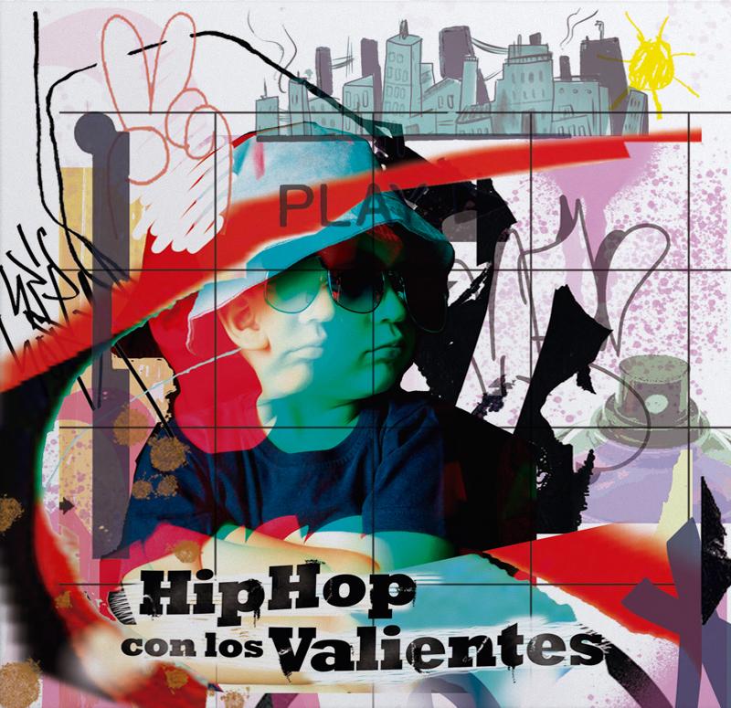 Ya está disponible el disco solidario «HIP HOP CON LOS VALIENTES», un proyecto destinado a la investigación oncológica infantil